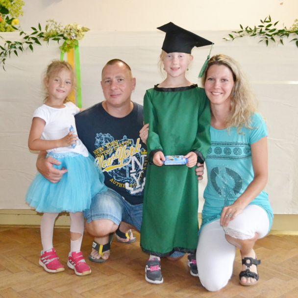 Rozlúčka s predškolákmi