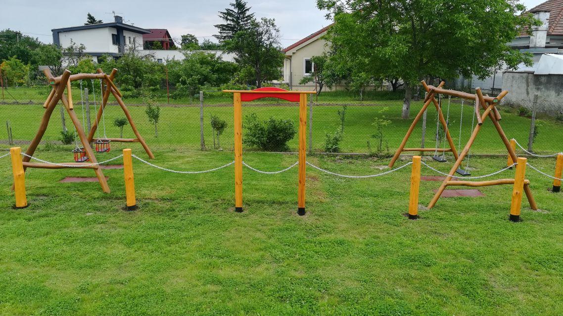 Deti v MŠ majú nové ihrisko