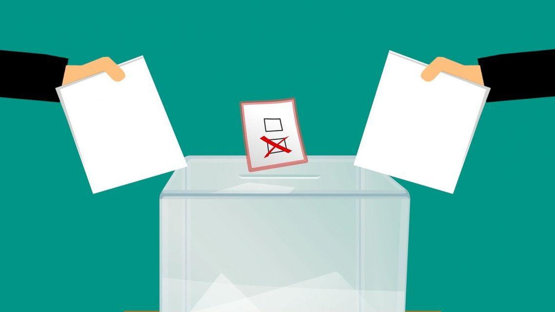 Voľba do prenosnej volebnej schránky