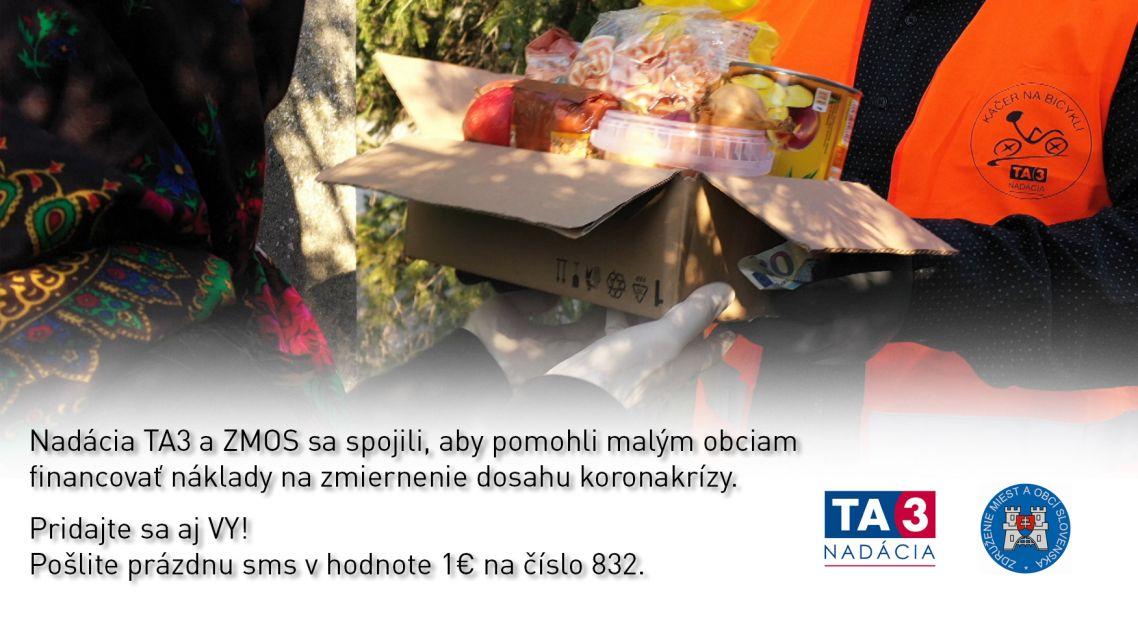 Nadácia TA3 a ZMOS